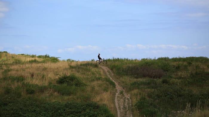 Mountainbikeruter