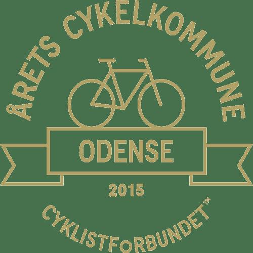 Årets cykelkommune 2015