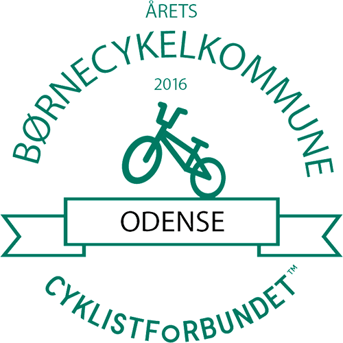 Årets børnecykel kommune