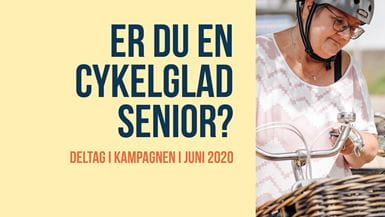 Cykelglade Seniorer 2020